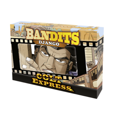 Colt Express Extension Bandits : Django