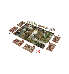 Zombicide Black Plague : Green Horde (Saison de 2)
