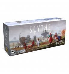 Scythe extension Conquérants du Lointain