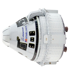 Metal Earth Boeing CST-100 Starliner