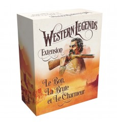 Western Legends extension : Le Bon, La Brute et le Charmeur