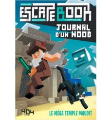 Escape Book Jr. : Journal d'un Noob