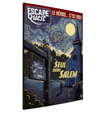 Escape Quest : Seul dans Salem