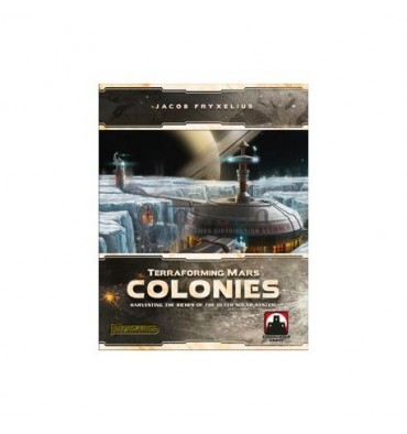Terraforming Mars extension Colonies