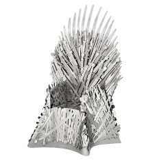 Metal Earth ICONX - Game of Throne - Iron Throne (Trône de Fer)