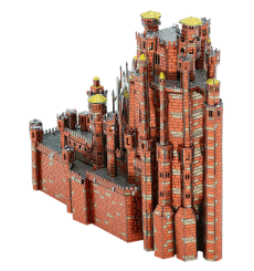 Metal Earth ICONX - Game of Throne - Red Keep (Donjon Rouge)