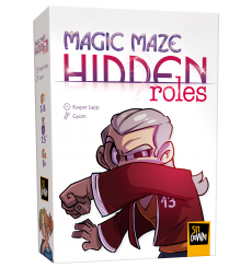 Magic Maze extension : Hidden Roles