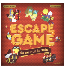 Escape Game - Au cœur de la ruche