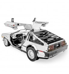 Metal Earth Delorean