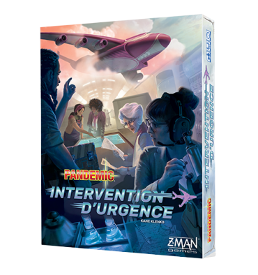 Pandemic : Intervention d'Urgence