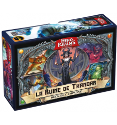 Hero Realms extension La Ruine de Thandar - Deck de Campagne