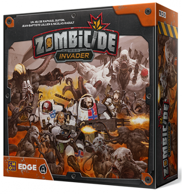 Zombicide Invaders