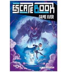 Escape Book Jr - Game Over