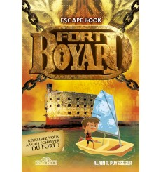 Escape Book Jr - Fort Boyard