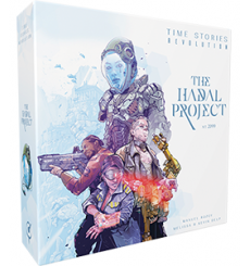 Time Stories Révolution : The Hadal Project