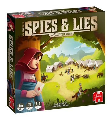 Spies & Lies A Stratego Story