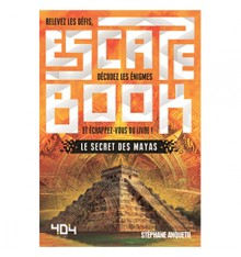 Escape Book: le Secret des Mayas