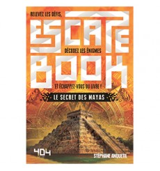 Escape Book : Le Secret des Mayas
