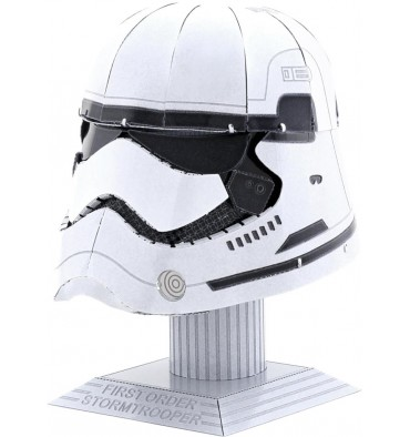 Metal Earth Star Wars Casque Stormtrooper (Stormtrooper Helmet)