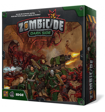 Zombicide Invader: Dark Side (Saison 2)