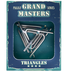Casse tête Eureka Grand Masters - Triangles niv.4