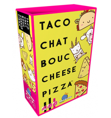 Tacot Chat Bouc Cheese Pizza