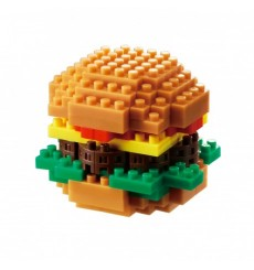 Nanoblock NBC-217 Hamburger