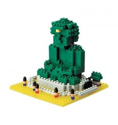 Nanoblock NBH-021 Great Buddha of Kamakura