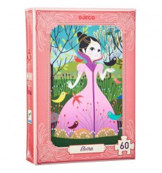 Mini Puzzle Djeco - Elvira