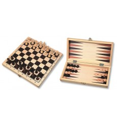 Echec - Backgammon - Coffret