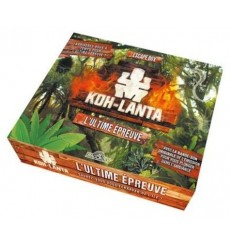 Escape Box : Koh-Lanta l'ultime épreuve
