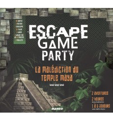 Escape Game Party - La Malédiction du Temple Maya