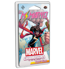 Marvel Champions extension Ms Marvel (Paquet Héros)