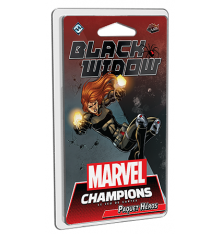 Marvel Champions extension Black Widow (Paquet Héros)