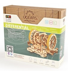 Ugears Differentiel STEM LAB (Differential)