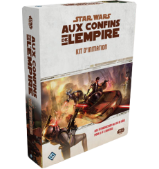 Star Wars Aux Confins de l'Empire - Kit d'Initiation