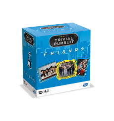 Trivial Pursuit Friends - Version Voyage