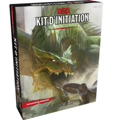 Dungeons & Dragons - Kit d'Initiation