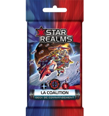 Star Realms extension Deck de Commandement: La Coalition