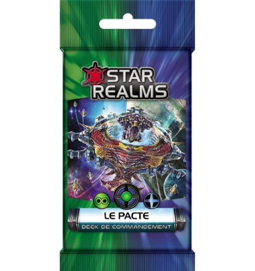 Star Realms extension Deck de Commandement: Le Pacte