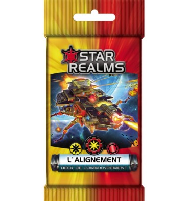 Star Realms extension Deck de Commandement: L'Alignement