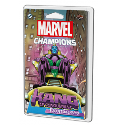 Marvel Champions extension Kang Le Conquérant