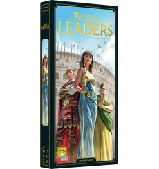 7 Wonders Nouvelle Edition extension Leaders