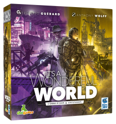 It's a Wonderful World extension : Ascencion & Corruption