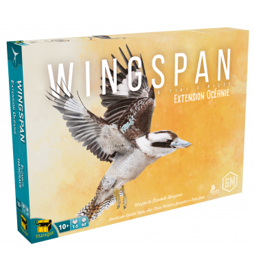 Wingspan Extension : Océanie