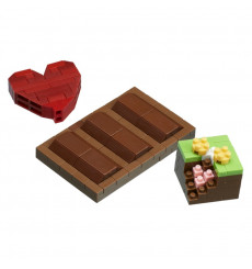 Nanoblock NBC-290 Chocolate