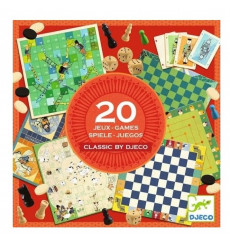 20 Jeux - Classic by Djeco