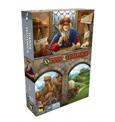 Hansa Teutonica Big Box