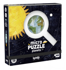 MicroPuzzle Londji Discover The Planets - 600 pièces