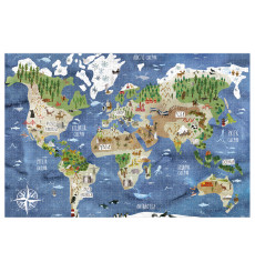 MicroPuzzle Londji Discover The World - 600 pièces